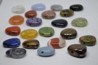 Single Drilled Tumblestones