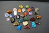 Tumble stones by the kg